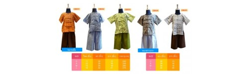 Thai Kiddy Dress